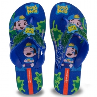 Chinelo Infantil Ipanema Luccas Neto